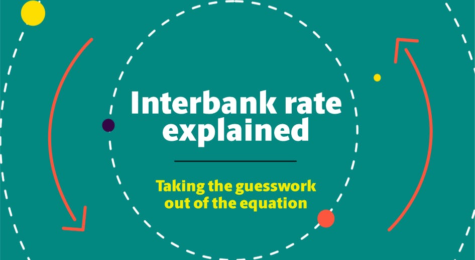Interbank rate explained