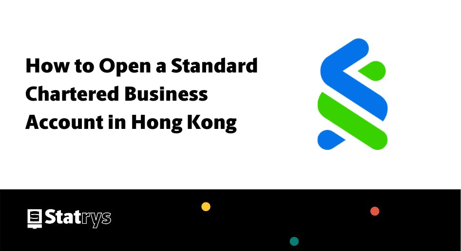 open standard chartered business account hong kong