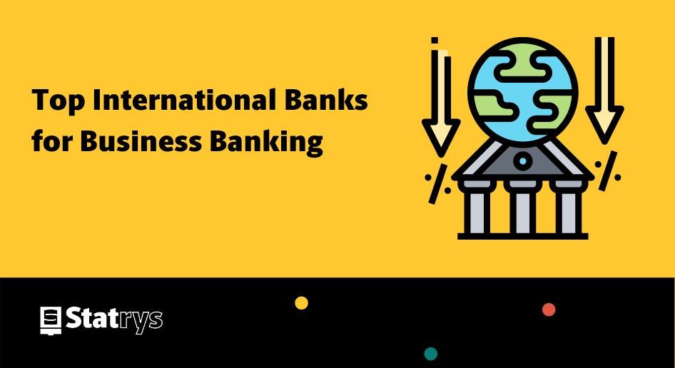 international banks for business