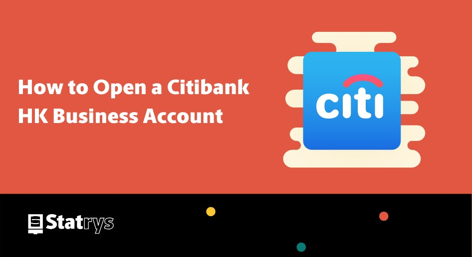 citibank hk business account
