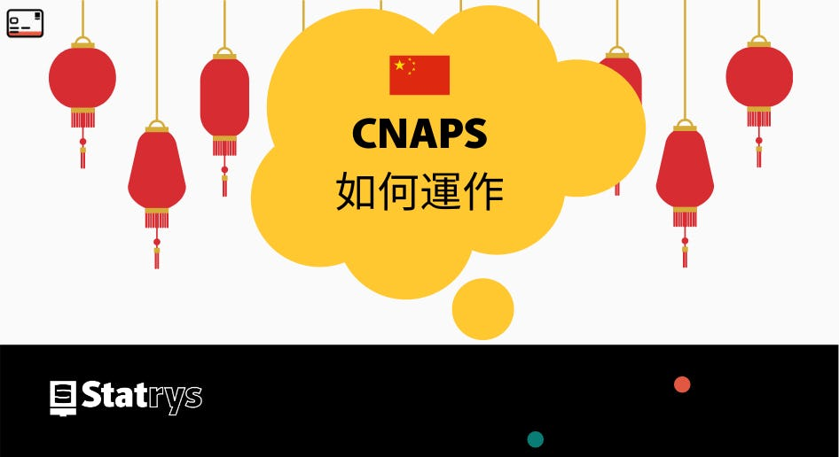 什麼是CNAPS代碼