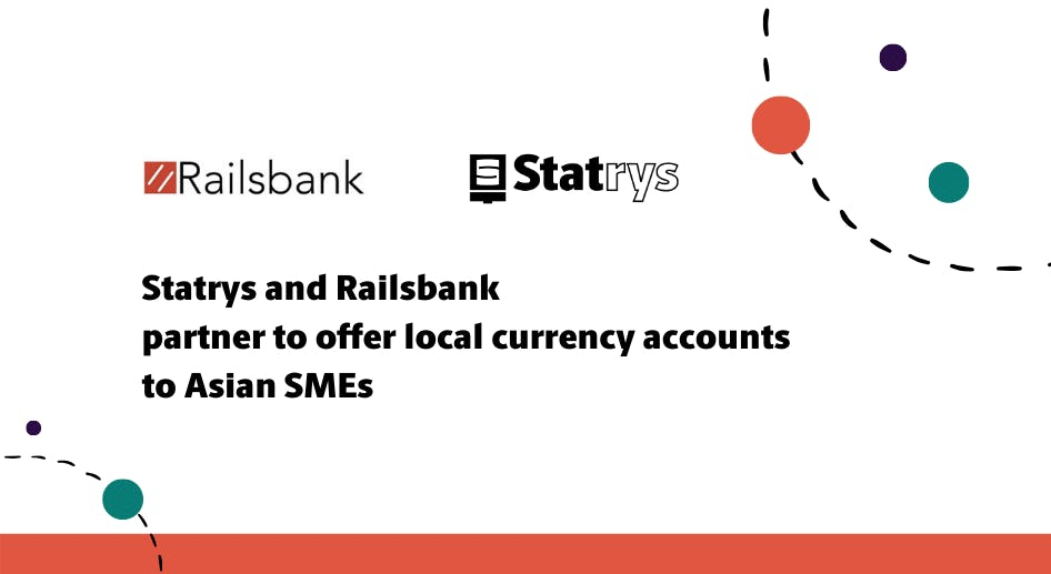 Statrys Railsbank currency