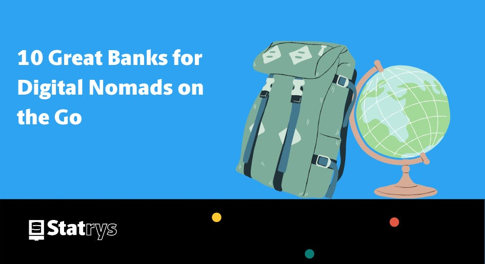Banks for Digital Nomads