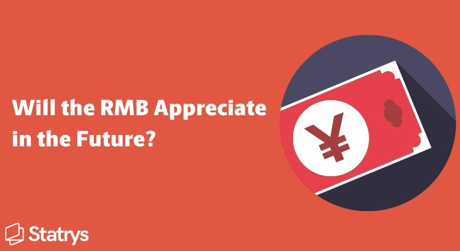 will the RMB appreciate