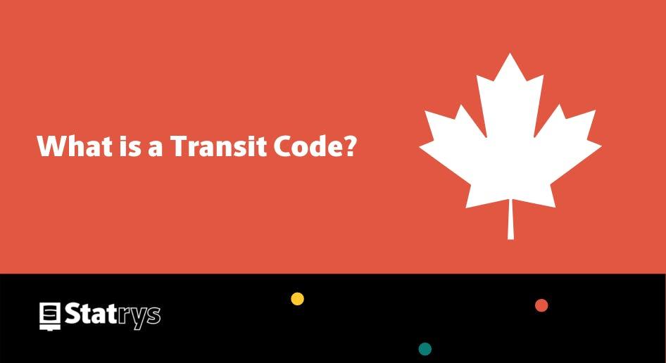 transit code