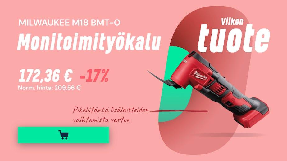 https://www.staypro.fi/koneet-tyokalut/akkukayttoiset-tyokalut/monitoimityokalu/milwaukee-m18-bmt-0-monitoimityokalu-ilman-akkuja-ja-laturia-jm12110-2