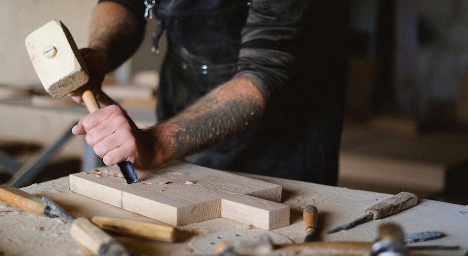 Opas: Puukäsityöt – mitä työkaluja tarvitset?