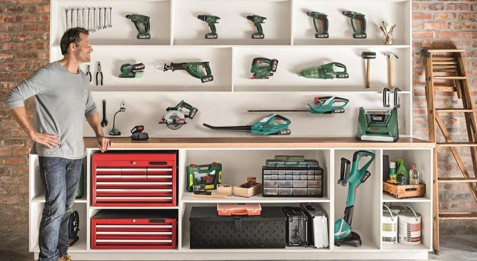 Uutuus: Tervetuloa Bosch DIY – vihreät Boschit nyt Stayprossa