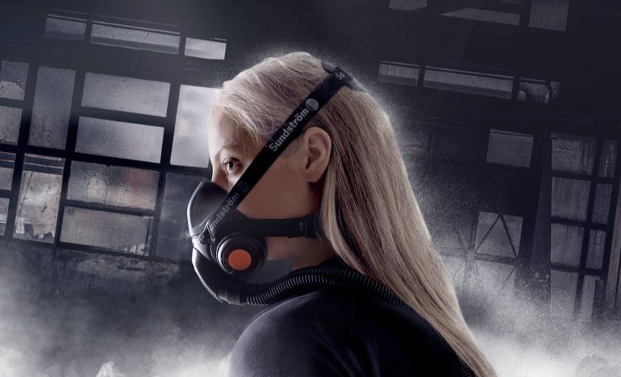 Sundström Safety -hengityssuojain
