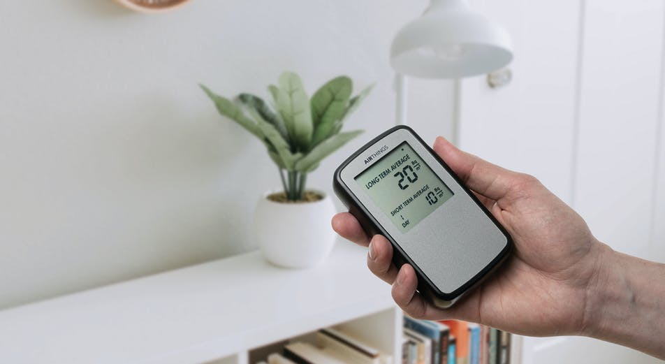Kuinka radonia mitataan?