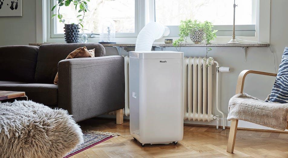Bærbar aircondition: Slik fungerer det