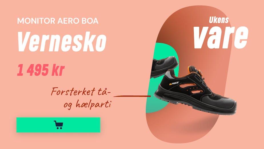 https://www.staypro.no/verneutstyr/arbeidssko/vernesko/monitor-aero-boa-vernesko-svart-s1p-esd-str-39