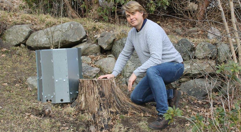 Nyhet: Stubbebrenneren hjelper deg å bli kvitt uønskede stubber