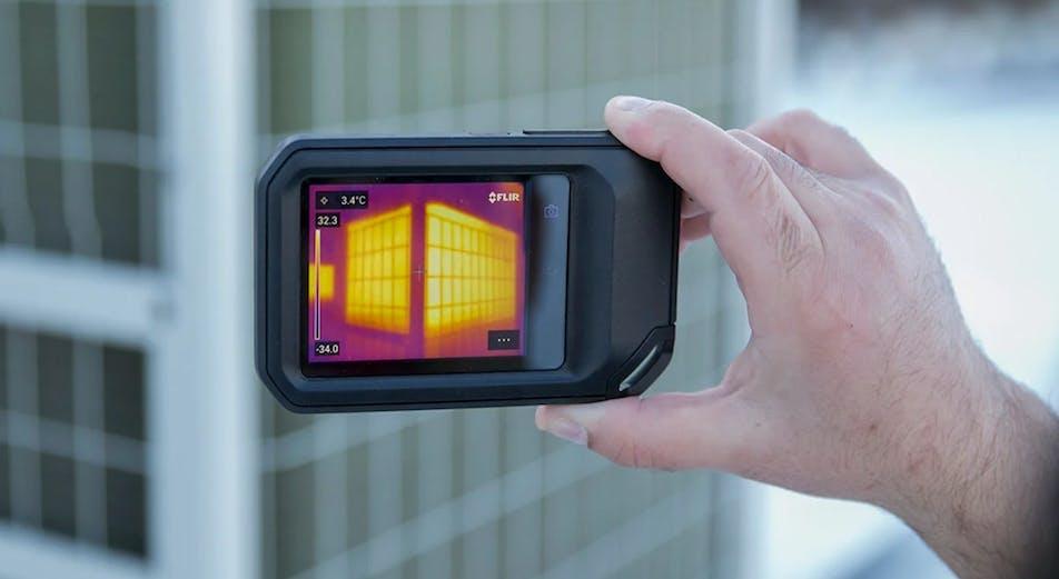 Nyhet: Flir C5 – Avansert varmekamera for hjemmefiksere og yrkesfolk
