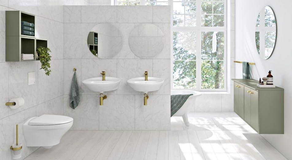 Eksperten tipser: Så enkelt kan du piffe opp badet ditt