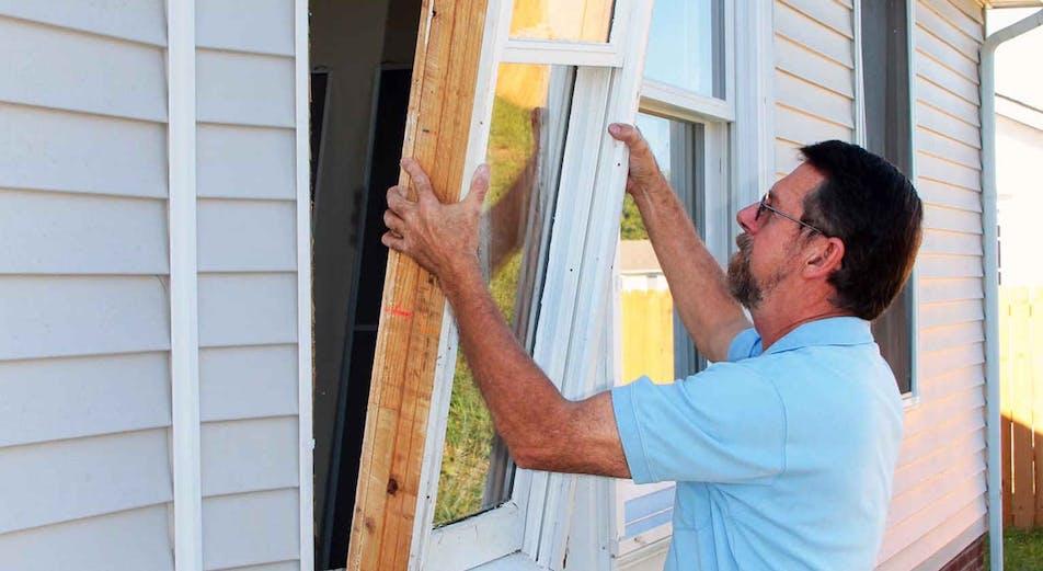 Hvordan sette inn et vindu