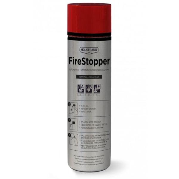 Släckspray från FireStopper.