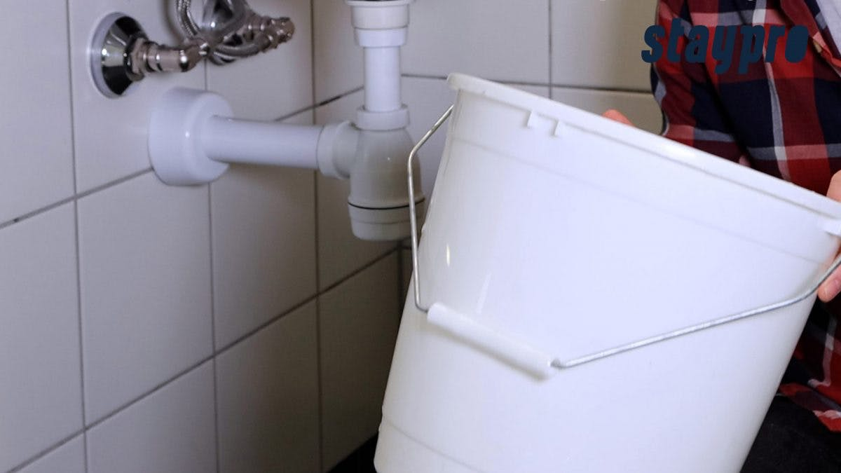 tett i vasken