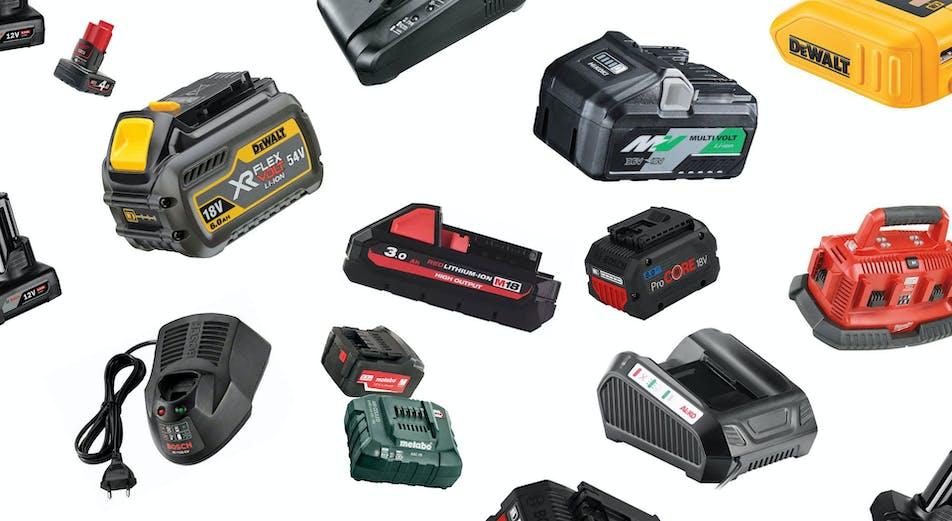 Guide: Hvilke batterier passer i verktøyet mitt?
