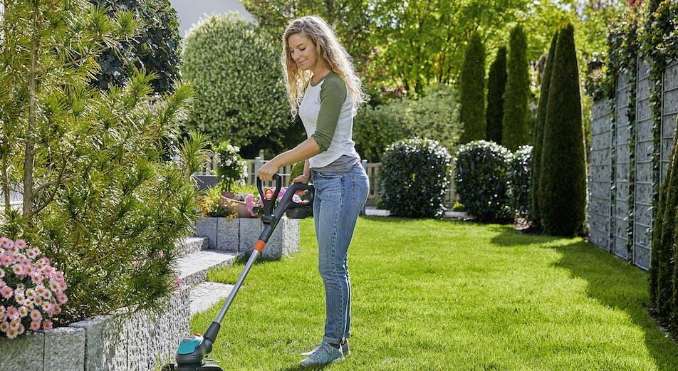 Guide: 9 tips fra eksperten: Slik får du mest mulig ut av gresstrimmeren din