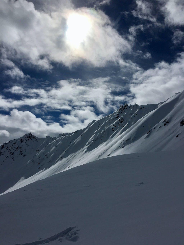 Mountain view Splitboard Freeride course