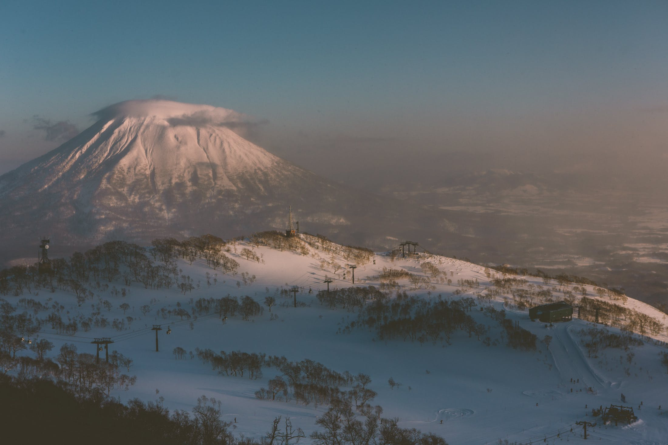 Mt Yoti Niseko Japan