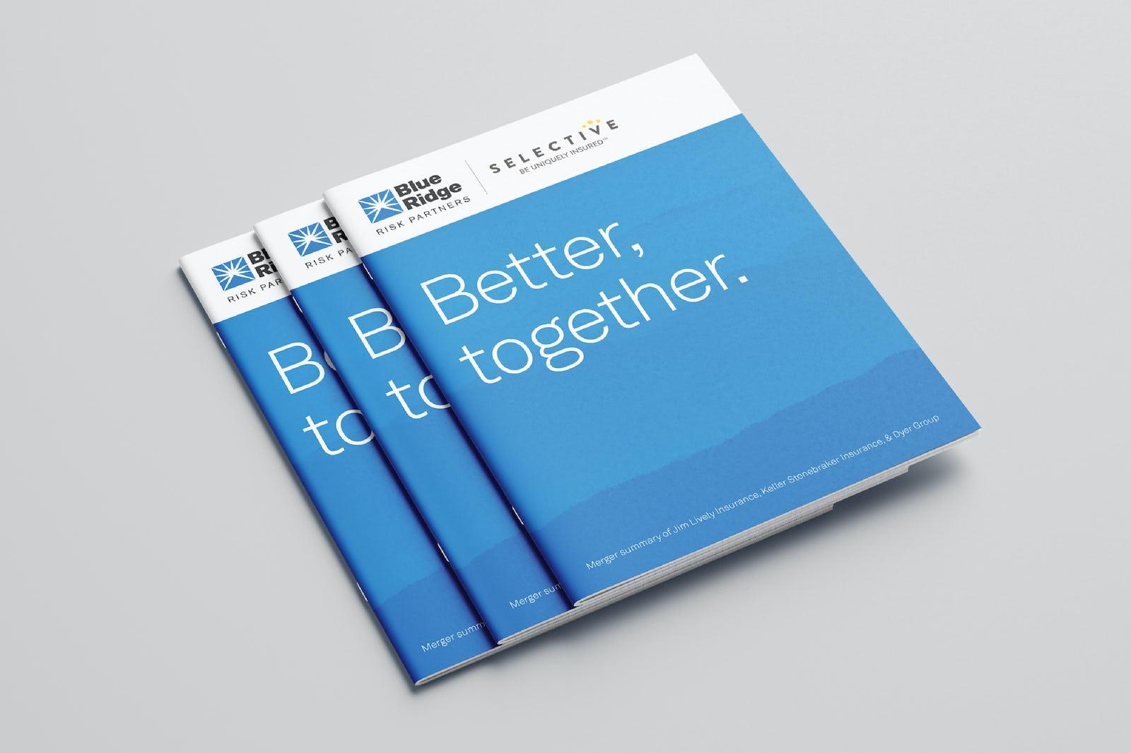 Blue Ridge booklet cover