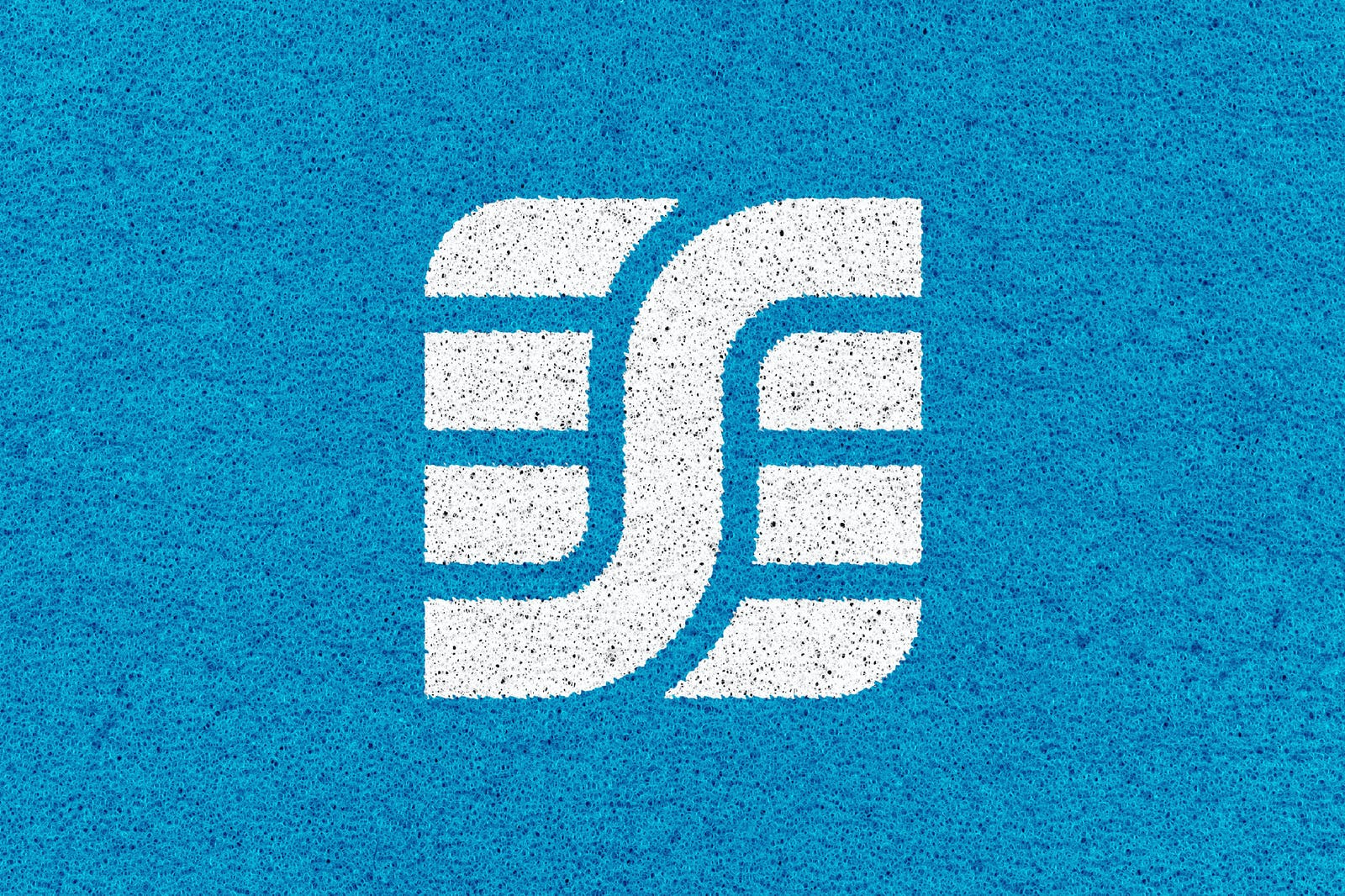 Stobitan track logo mark