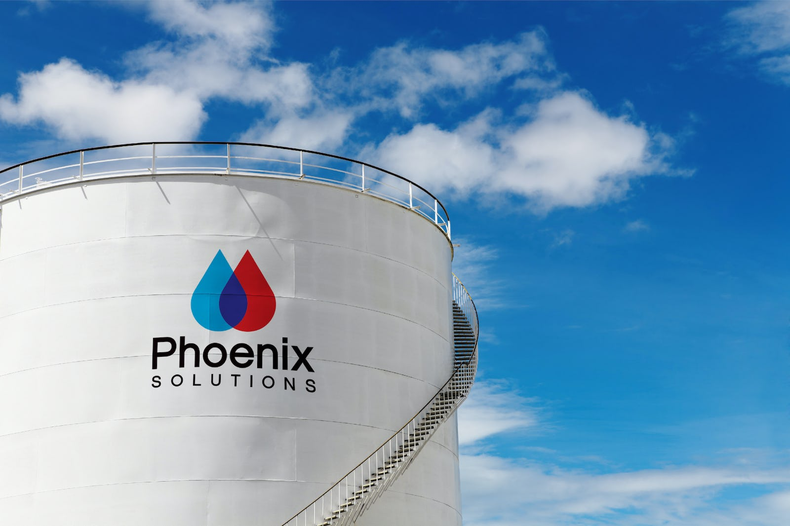 Phoenix Solutions large chemical