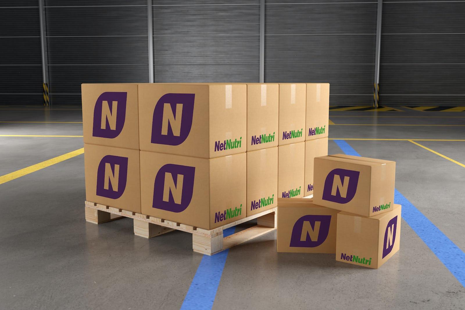 NetNutri packaging