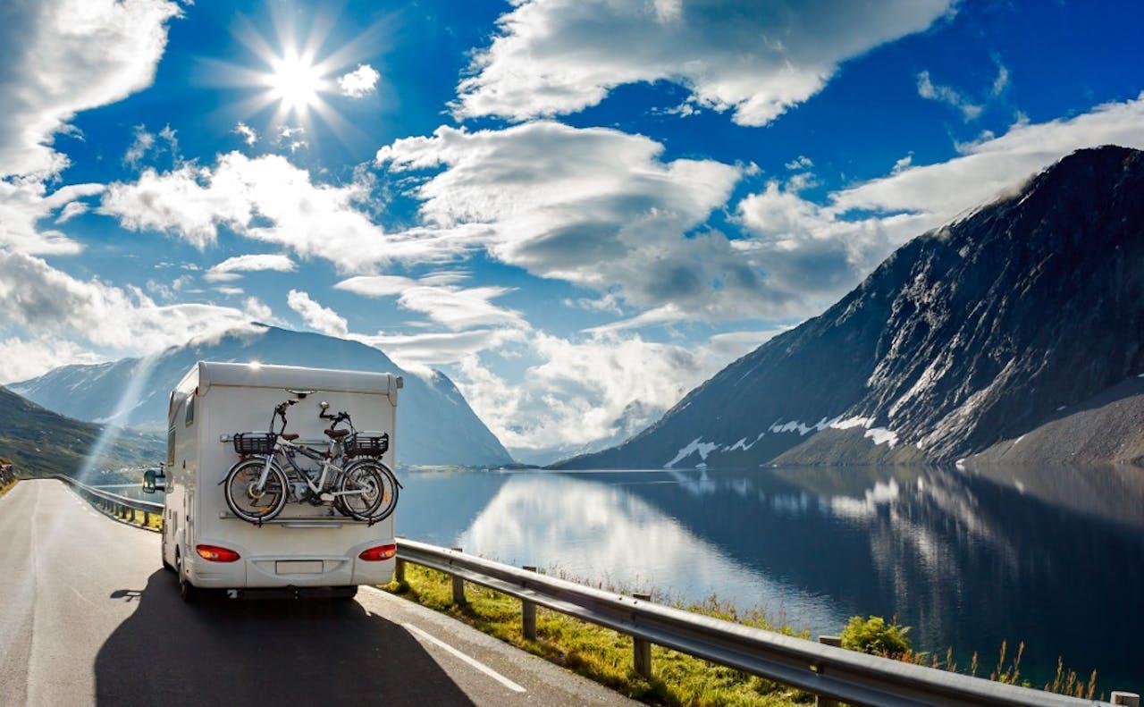 Bilde av en caravan