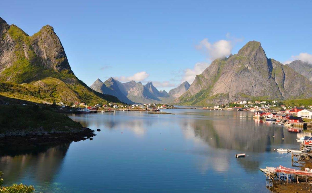 Nord Norge fraflyttes