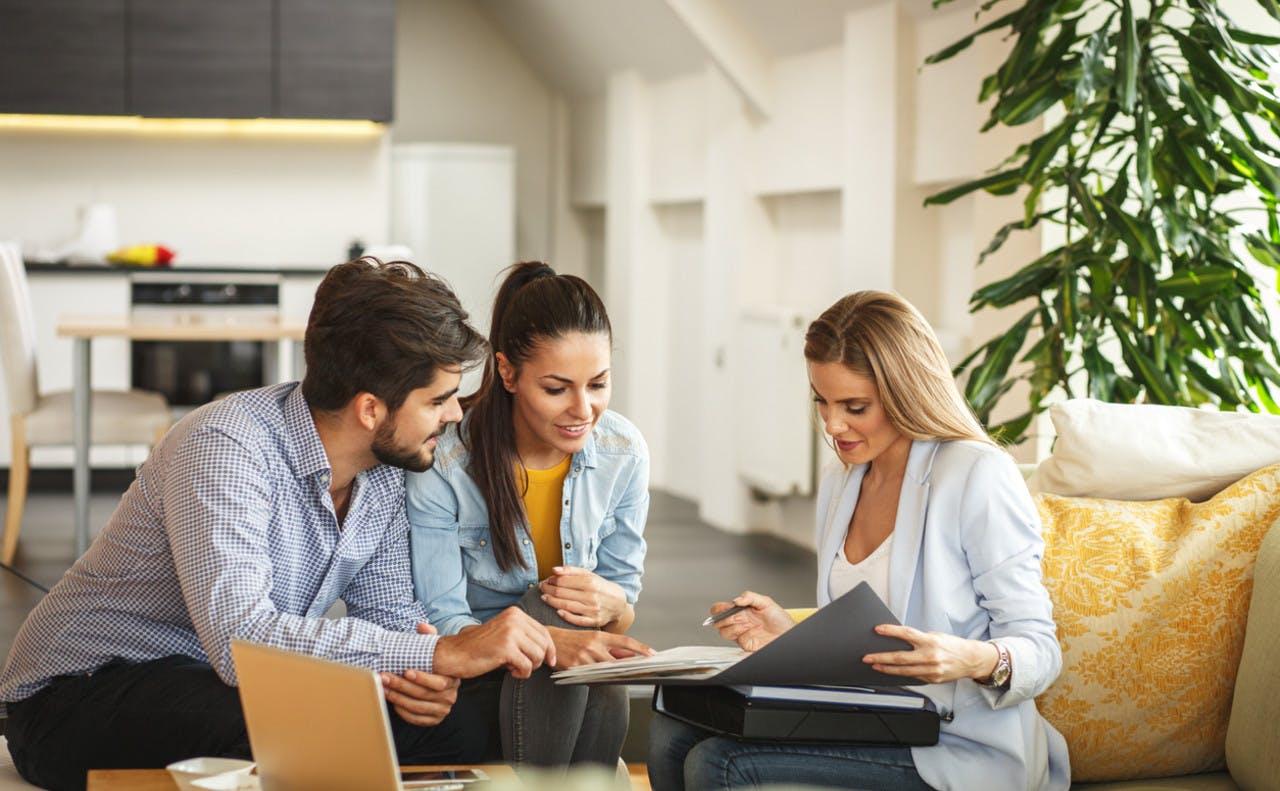Møte med økonomisk rådgiver