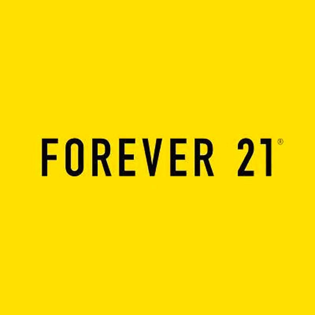 Forever 21 rik sør koreansk par