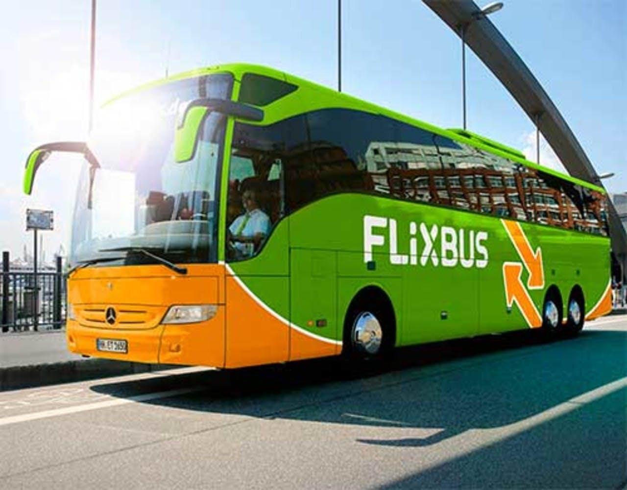 Flixbus reise europa