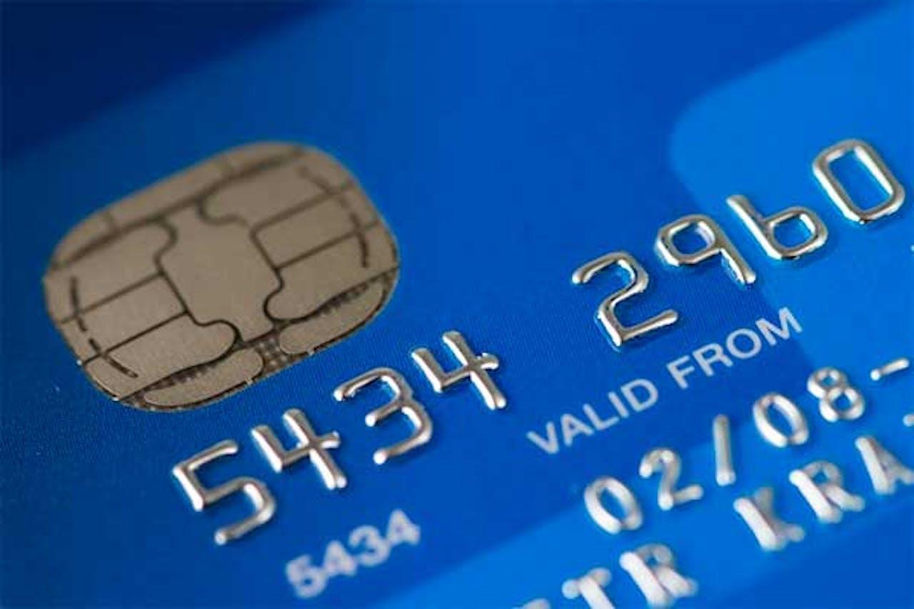 Klipp chip bankkort