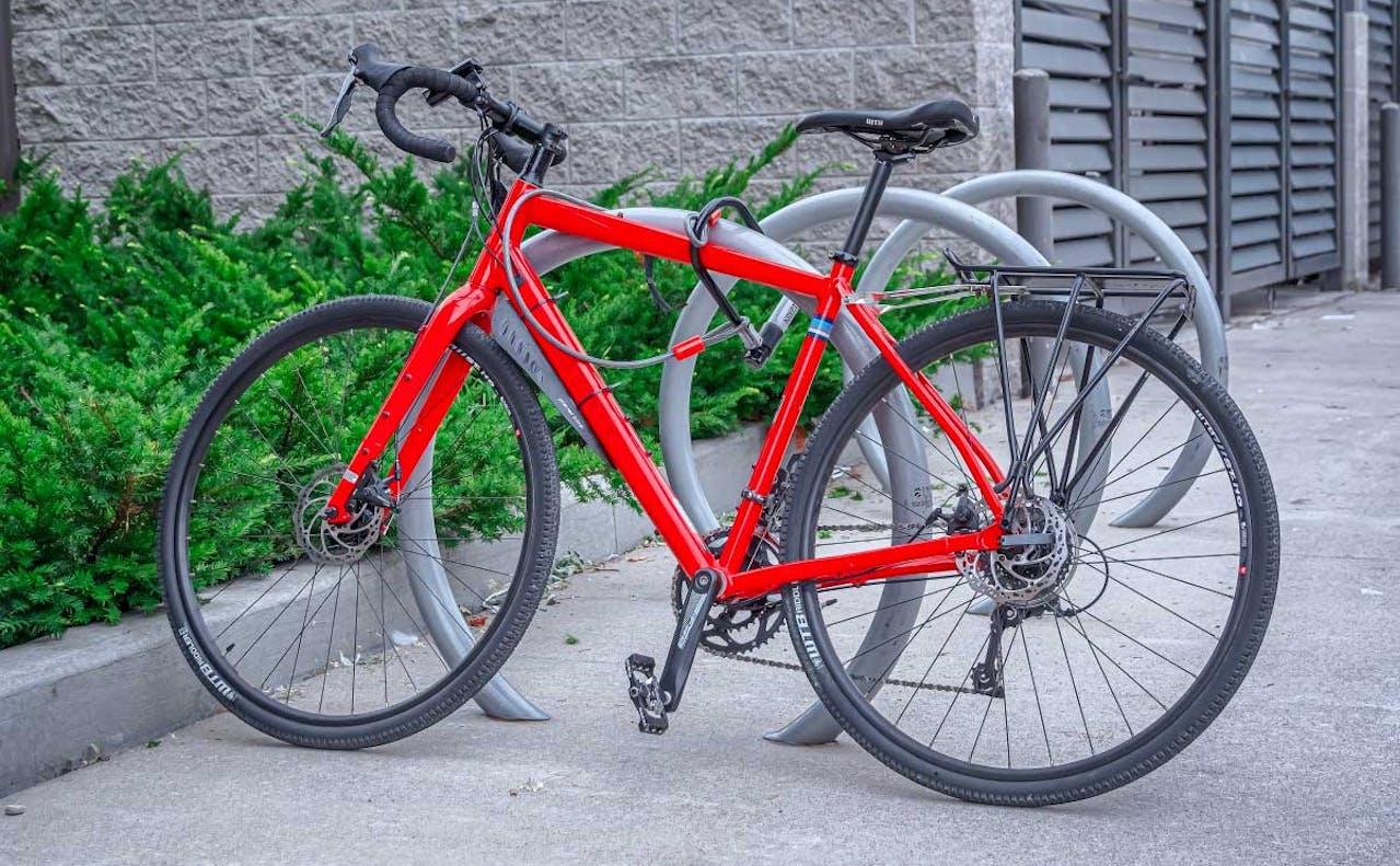 Dyr sykkel tyveri