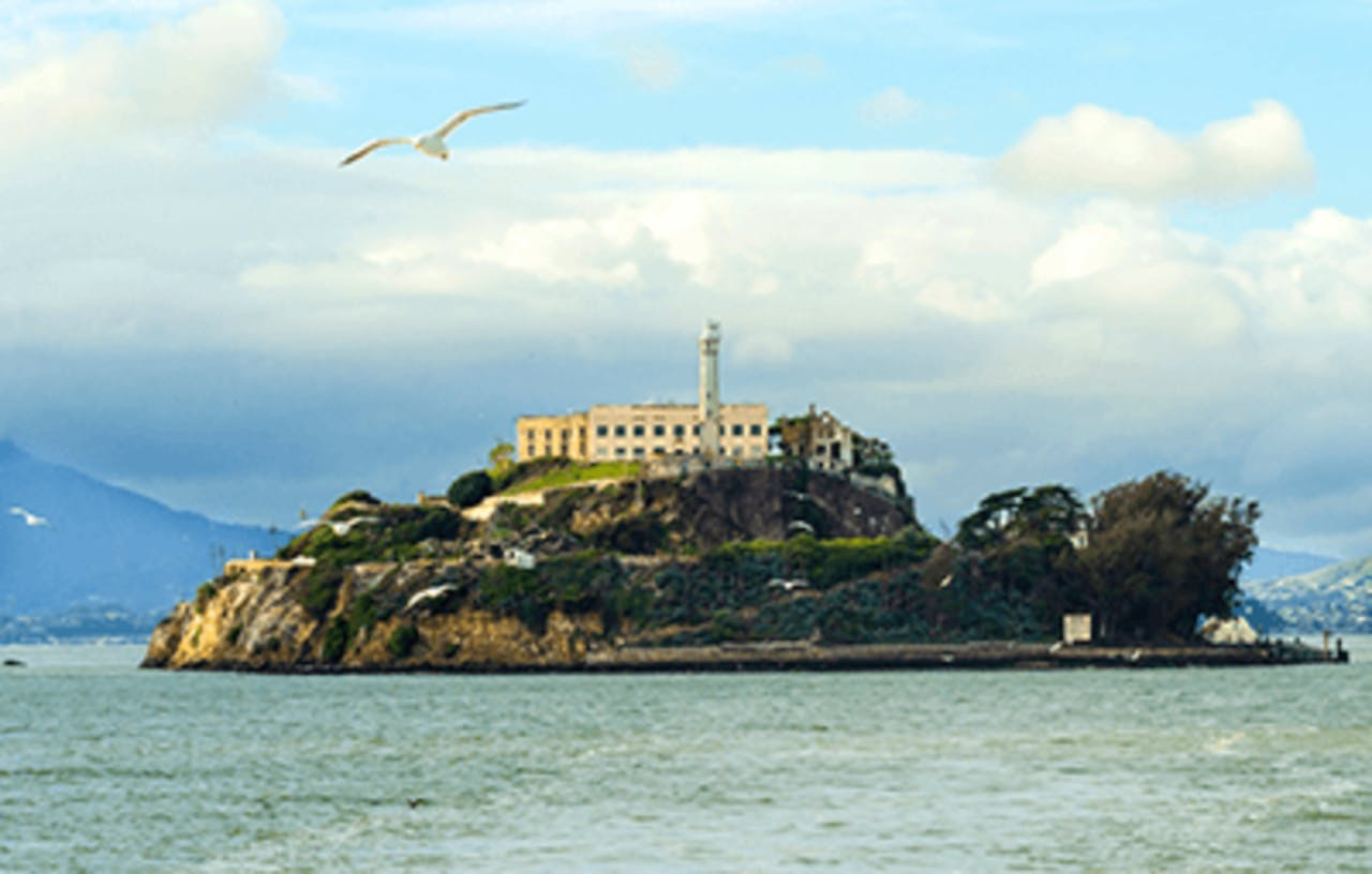 Alcatraz Island, The Rock