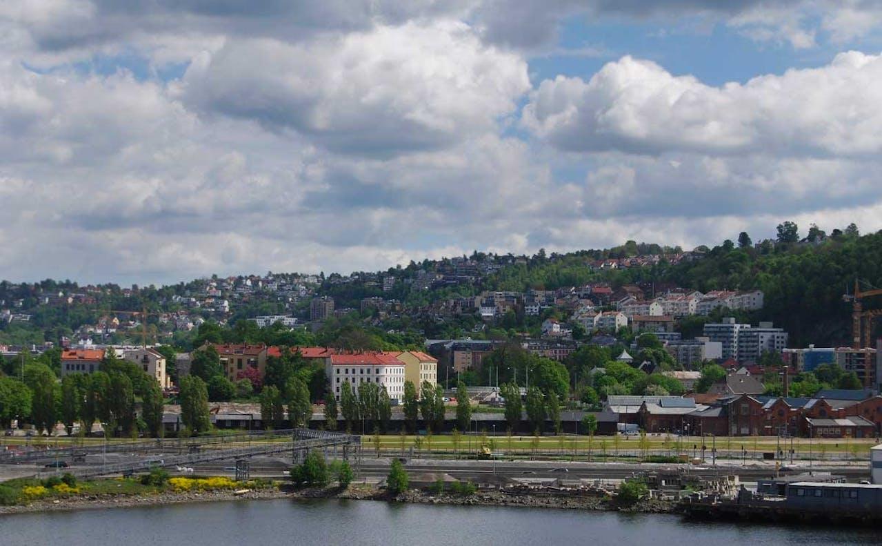 Oslo dyrt bolig