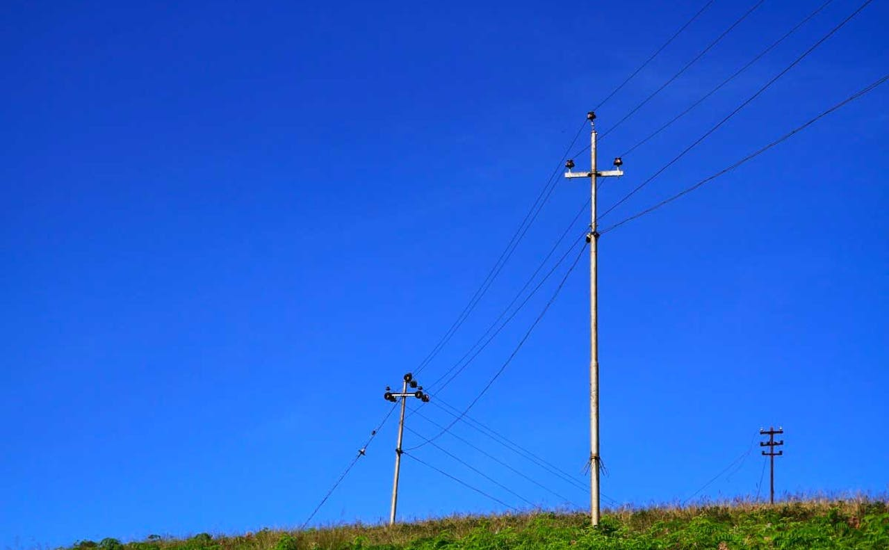 betalt for å ikke bruke strøm