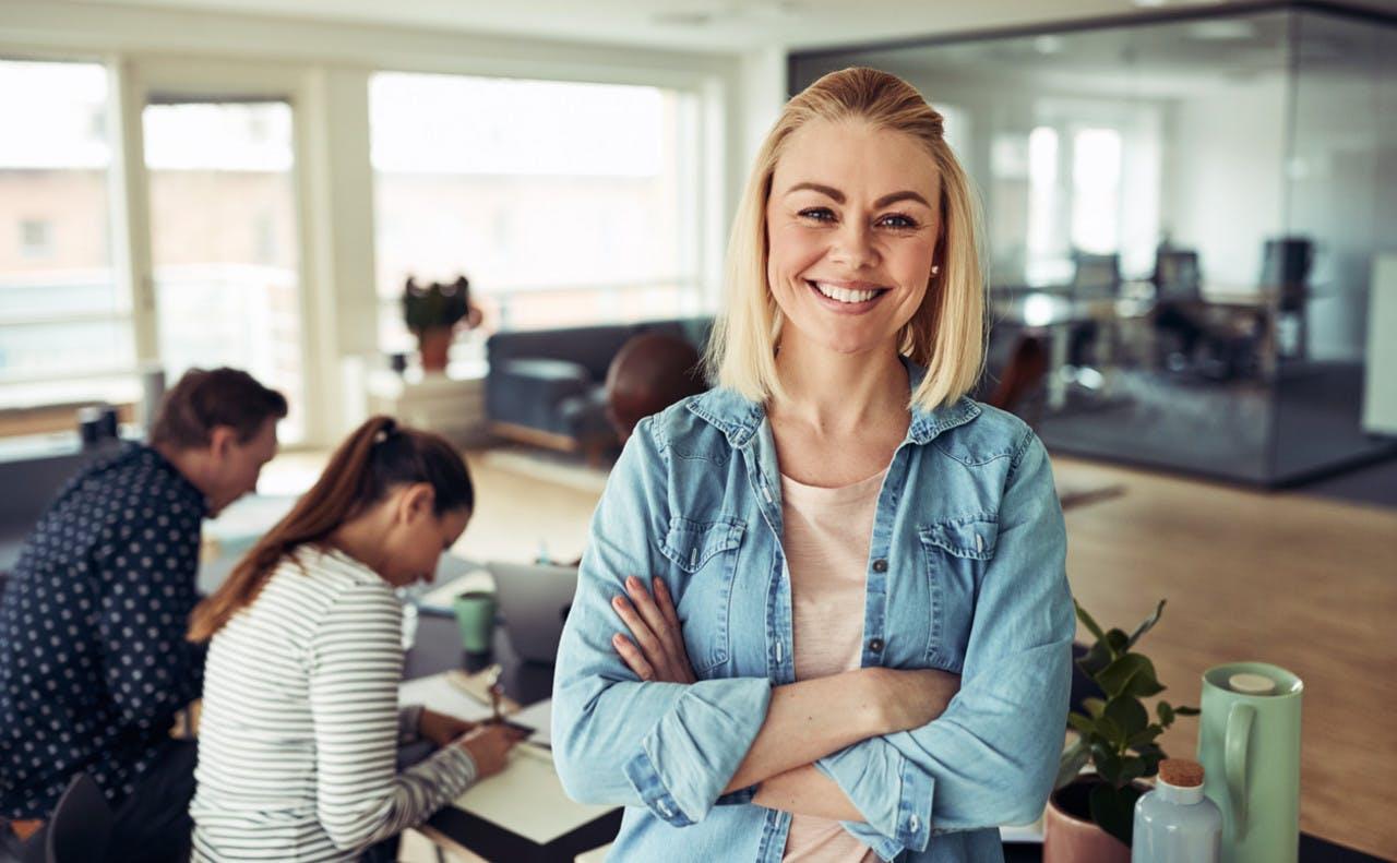 Starter du ditt eget selskap?