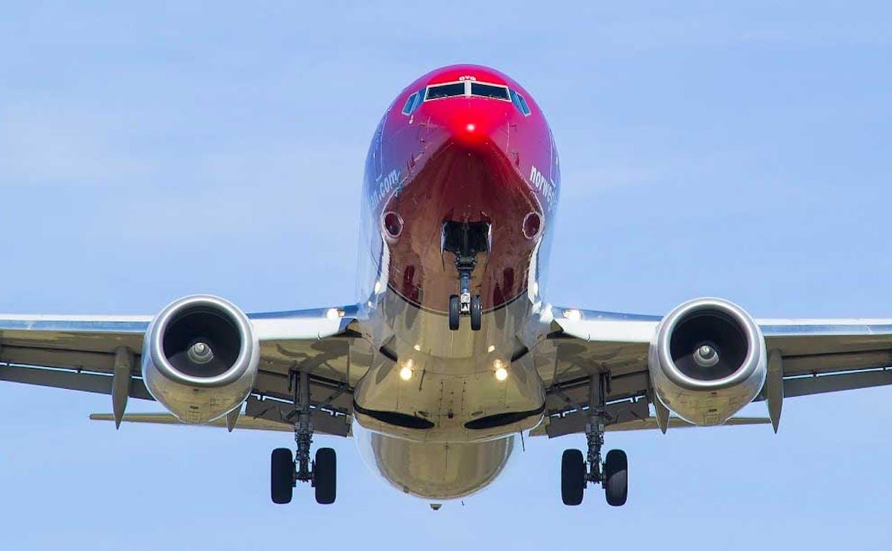 norwegian flyselskap