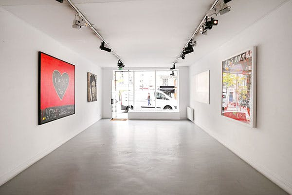 Thanks to Storefront, you rent an art gallery for your event