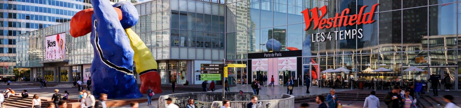Popup store en centre commercial Unibail-Rodamco-Westfield