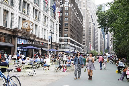 guide to retail space midtown new york