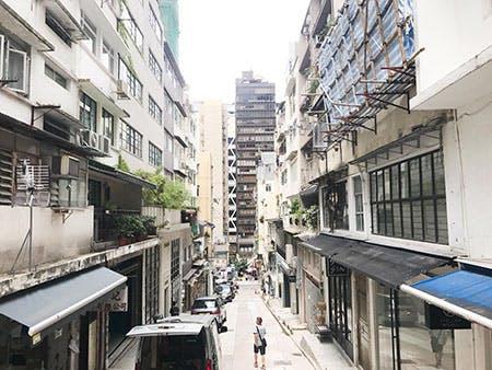 guide to sheung wan retail space hong kong