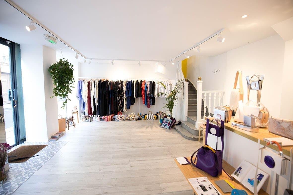 Uno spettacolare temporary shop