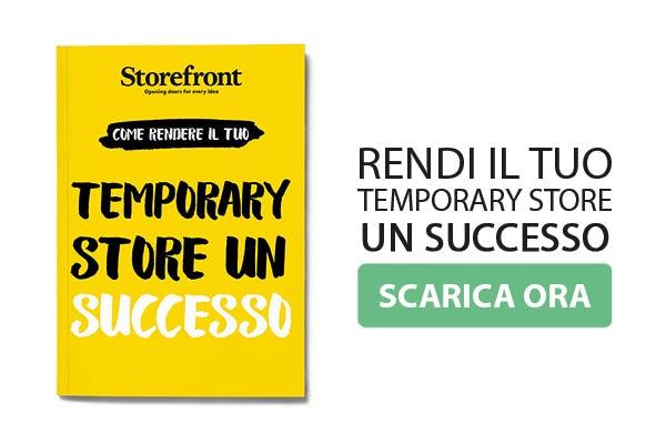 Rendi il tuo temporary store un sucesso