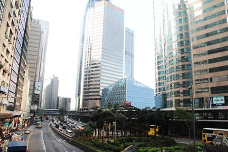 guide to central retail space hong kong