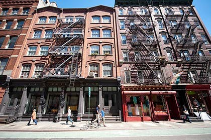 Retail Space in NoHo New York